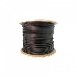 BOBINA DE CABLE UTP CAT6 EXT. DOBLE FORRO 305 METROS